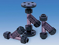Sediment-Strainer-Valves