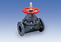 T-15 Flanged Diaphragm Valve
