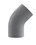Proline-PRO45_PRO150-FABRICATED 45 DEGREE ELBOW (FROM MOLDED 90)