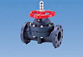 T-14 Diaphragm Valve Flanged 2.5-4""