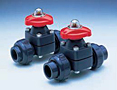T-14 Diaphragm Valve Union 0.5-2""