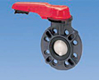 T-57 Butterfly Valve Lever 1.5-8""